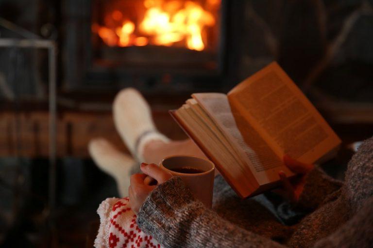 Užijte si pohodu naplno s oblíbenou knihou