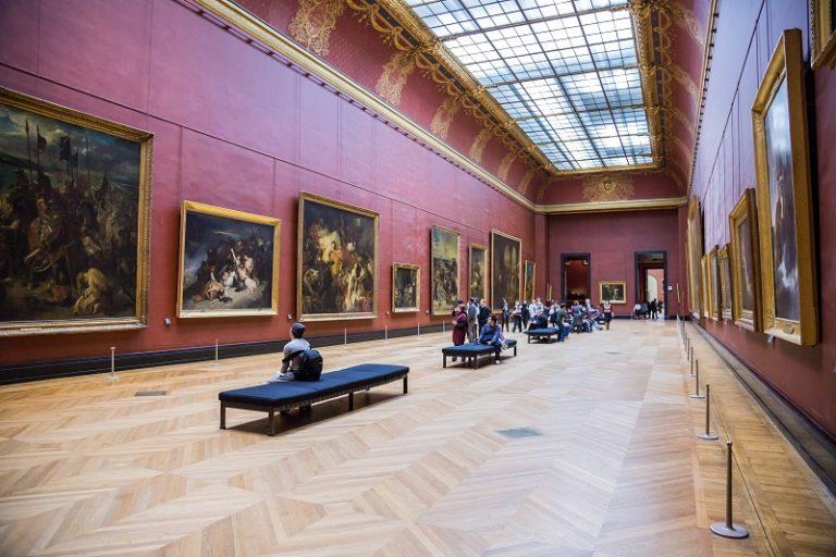 Navštivte muzea a galerie