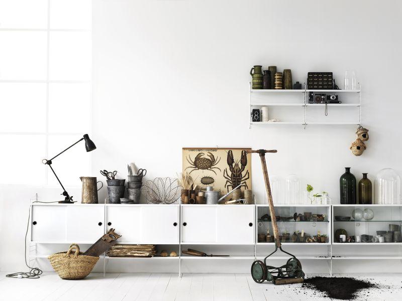 Interiér v skandinávském dizajnu