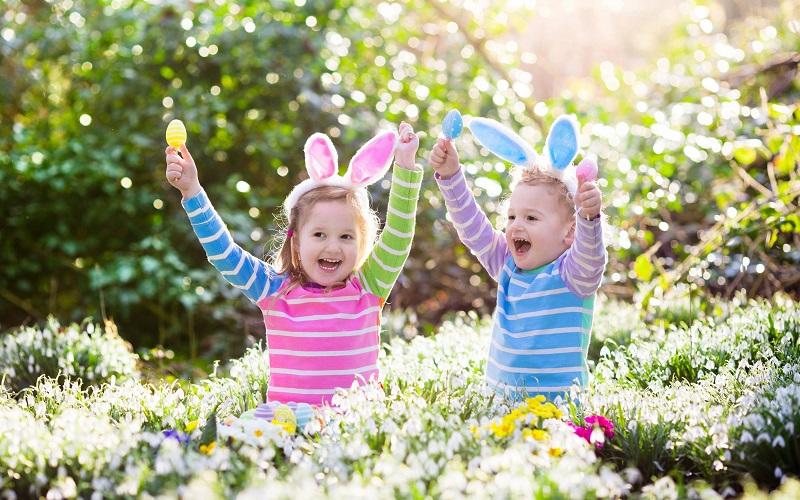Velikonoce a děti