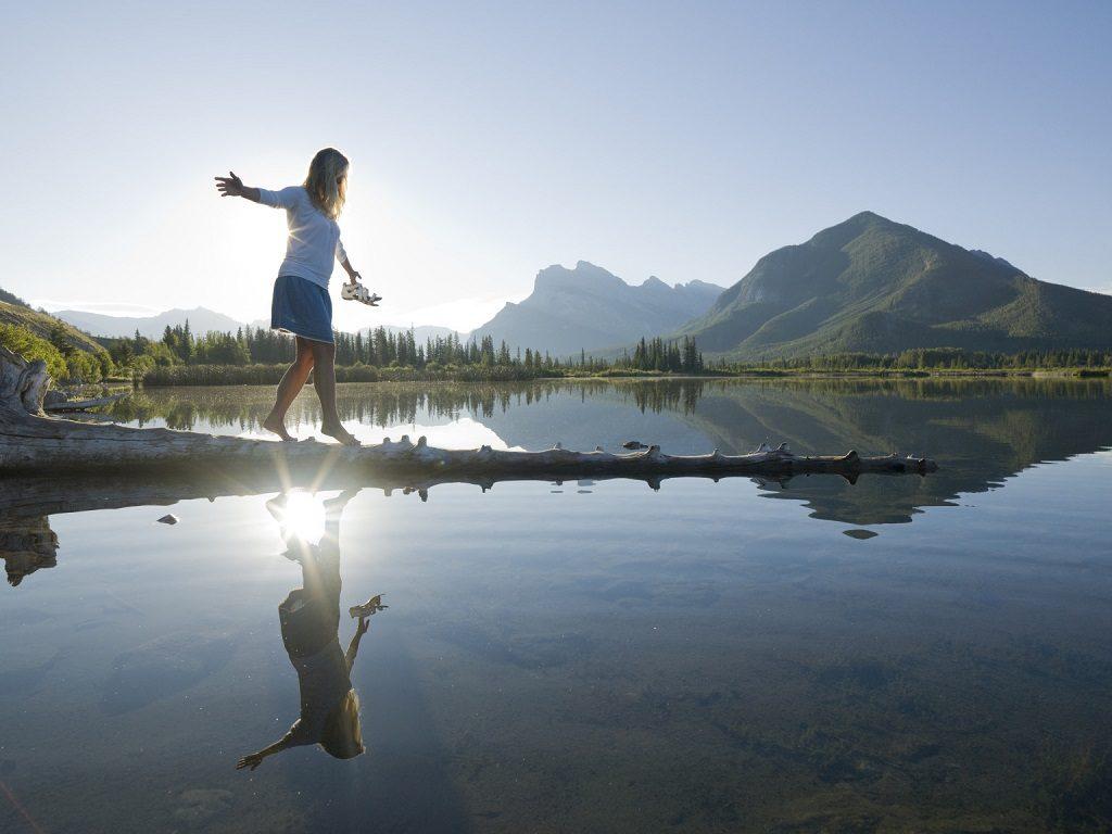 Procházky v přírodě regenerují nejen tělo ale i mozek