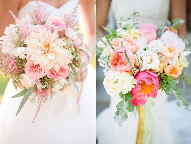 Svatební kytice a klasika