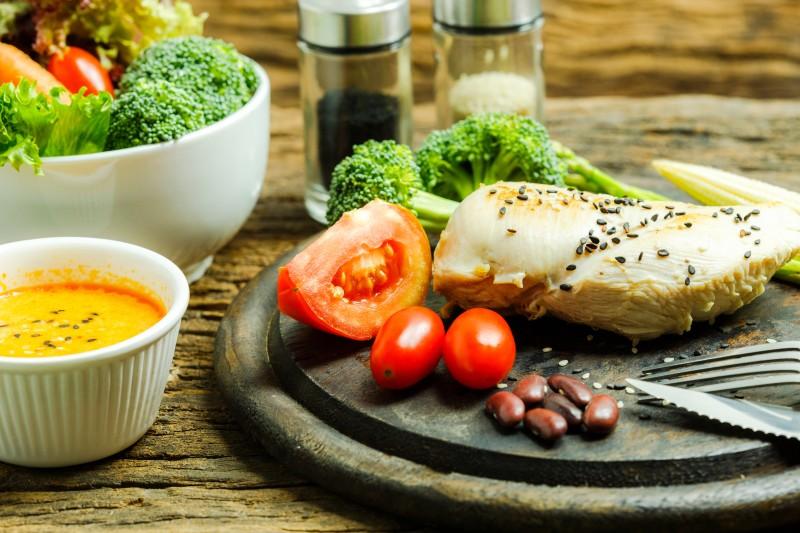 Příklad kvalitních potravin