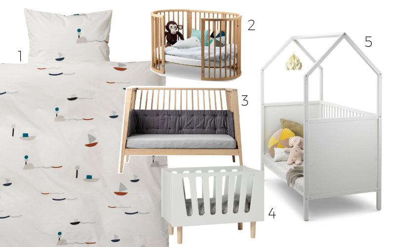 Postýlky do dětského pokoje