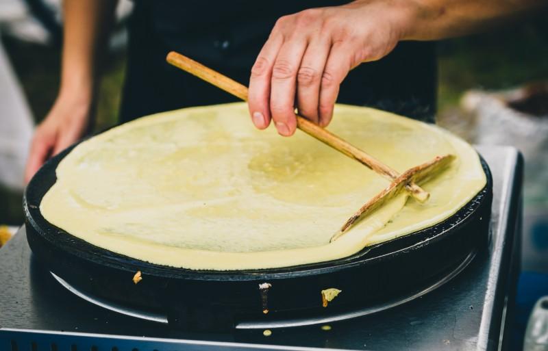 Plotna na crêpe palačinky