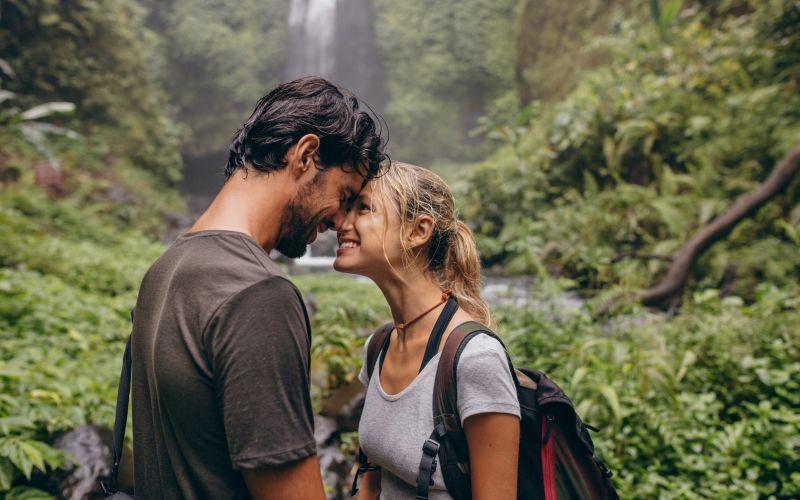 Společný výlet v horách