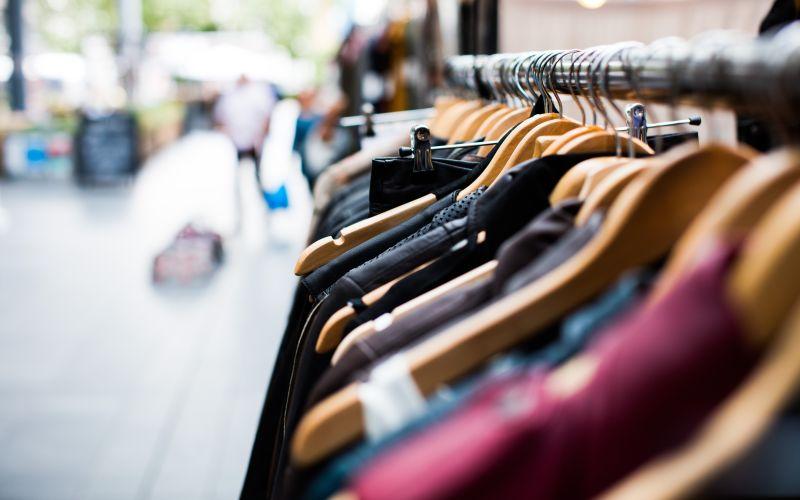 Jarní burza oblečení