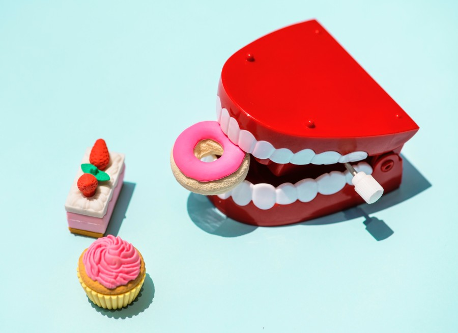 Potraviny a zuby